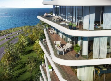 01 Apartments for sale in Istanbul 3013