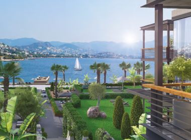 17 Water front apartments Bodrum Yalikavak 2197