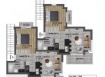 FloorPlan-1+1-60M2-2197