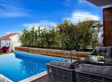 Kalkan Villa with Private Pool