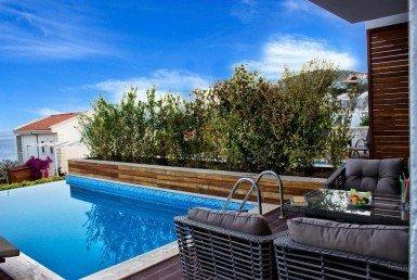 Kalkan Villa with Private Pool