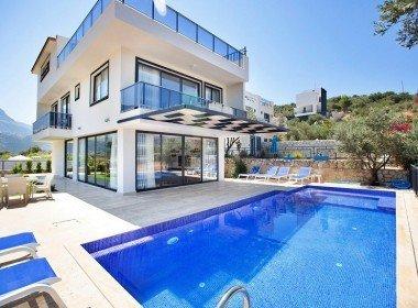 01 Luxury Kalkan villa for sale 4061