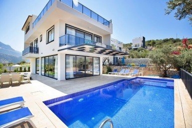 01 Luxury Kalkan villa for sale 4061