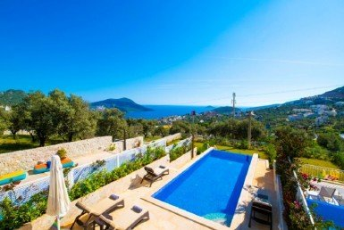 01 Luxury apartment for sale Kalkan 4066