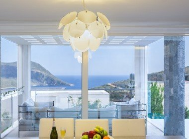 06 Modern sea view villa for sale Kalkan 4067