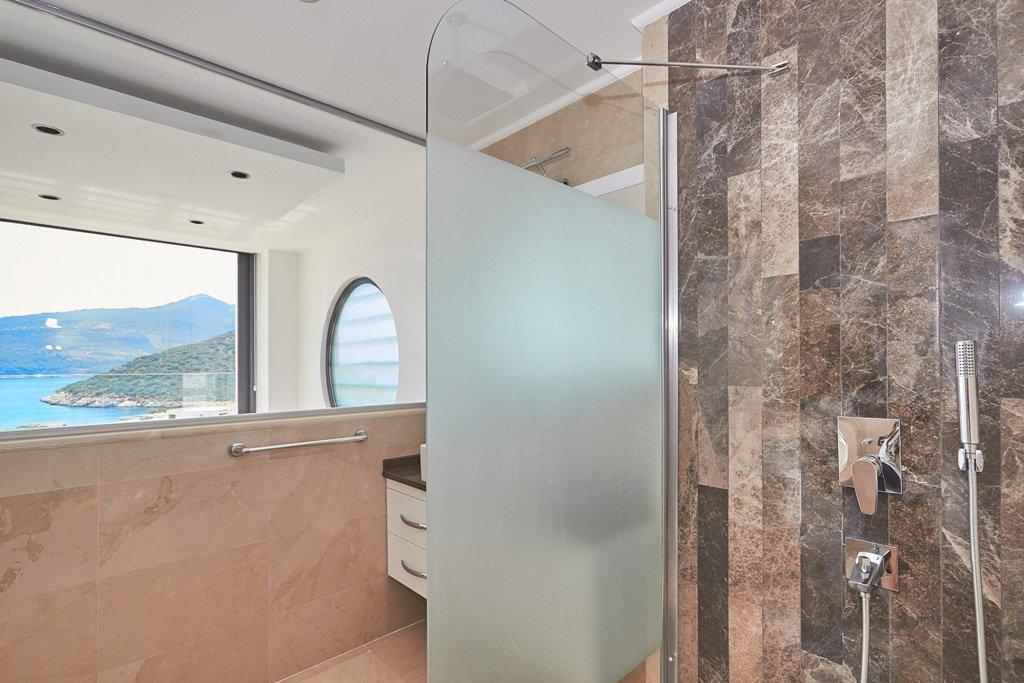 sea view bathrooms
