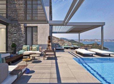New Villa for sale in Yalikavak