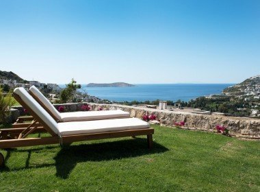 01 Villa for sale in Bodrum Gumusluk 2057