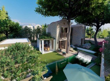01 Luxury mansion for sale Bodrum Turkbuku 2201