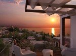 01 Private beach villa for sale Bodrum Adabuku 2202