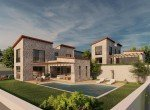 01 Detached villa for sale Bodrum Bitez 2204