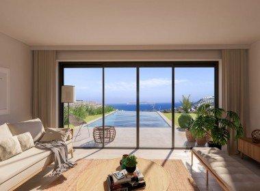 03 Bodrum Gumusluk sea view villa for sael 2212