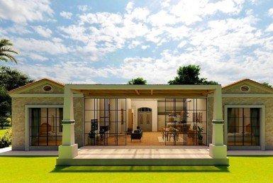 02 Villa for sale Bodrum Gumusluk 2213
