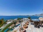 01 Luxury Sea view villa for sale Bodrum 2221